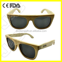 2015 high quality custom wood sunglasses and glasses stand with bamboo free case and logo