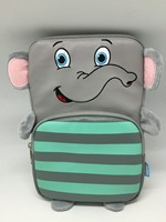 "Cute 7"" Elephant Tablet Pouch printed PU tablet sleeve for iPad mini"