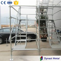 Wedgelock Kwikstage System Scaffold for Construction Kwikstage Scaffolding For Sale