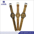 Wooden style shanghai watch factory