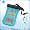 Hot fashion promotional gift waterproof cell phone bag for water sports beach diving swimming camping