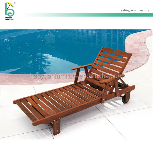 mobiliario jardim rattan : mobiliario jardim rattan:Wood Folding Beach Lounge Chair