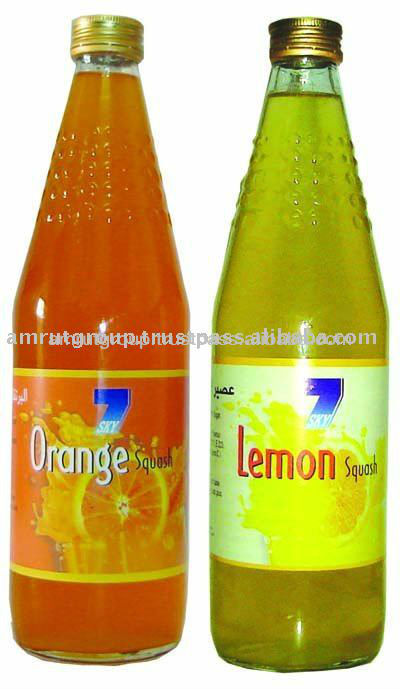 Lemon or Orange Squash