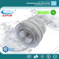 anpow Wholesale spa Light swimming pool Bathtub OEM available Small Waterproof Led Lamp under water light