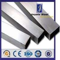 Large Stock Hollow Section Square 304 Tube Stainless Steel Price