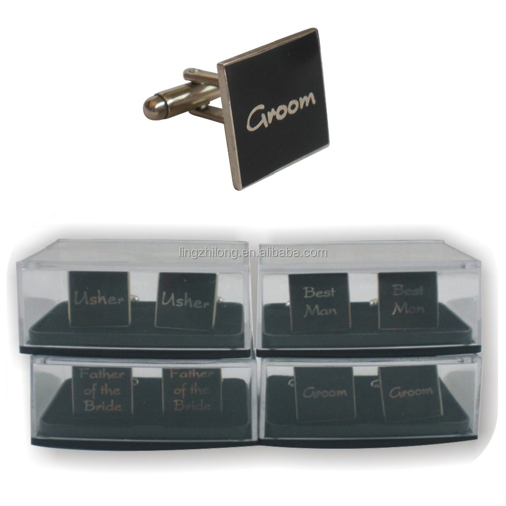 925 Silver Jewelry Wholesale Cufflinks High Quality Wedding gifts