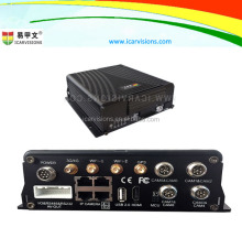 4G GPS Wifi 8ch Car Mobile DVR/NVR for Taxi School Bus Police Car Truck solution