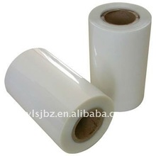 Plastic Glossy/matt thermal laminated roll films(PET+EVA) 1'' core