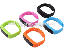 E02 OLED anti lost Design for iPhone & Samsung Activity Tracker Android bracelet