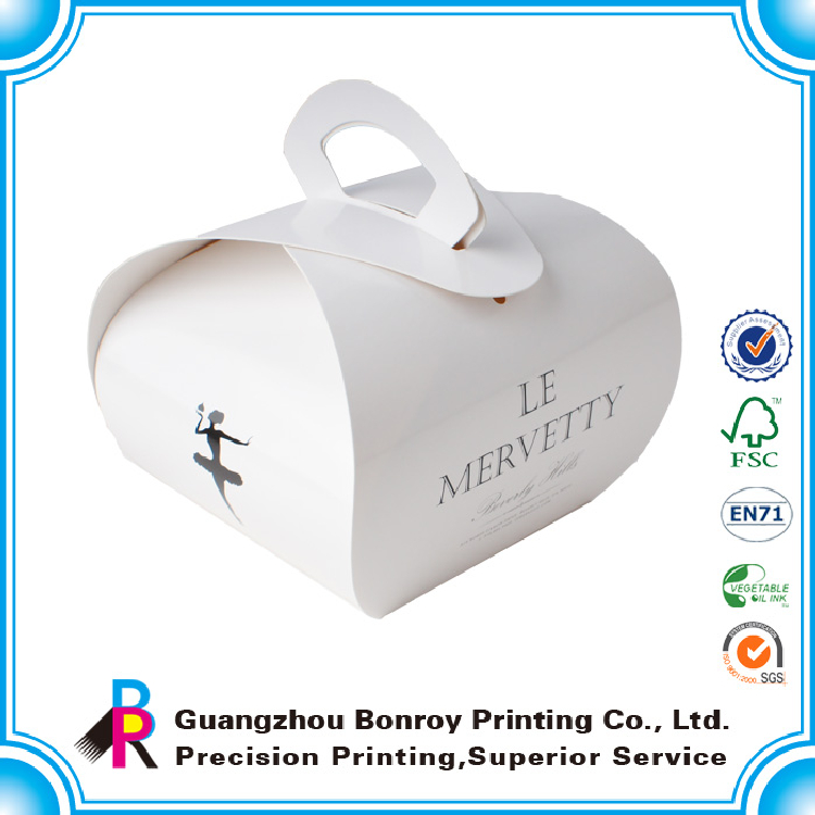 Eco-friendly Custom Kids Paper Folding Cardboard lunch boxes Wholesale