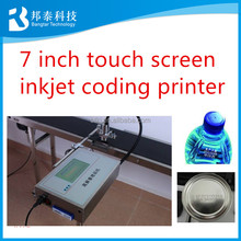 Digital inkjet coding printer, ink marking, screen printing machinery for batch no. coding and dating