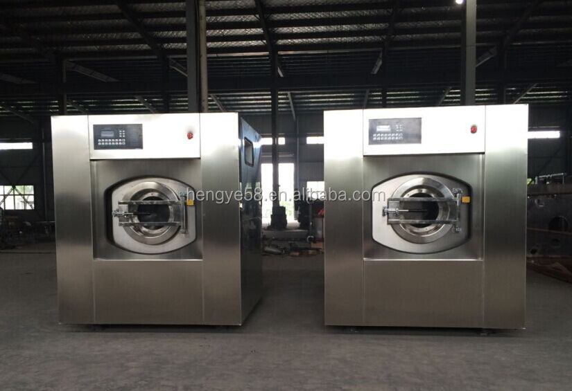 hospital/hotel laundary automatic washer extractor