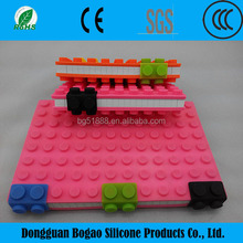 Factory whosale very good and cheap silicone dust jacket /silicone rubber sleeve