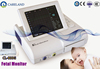 CE Portable Twin probe Neonatal Ultrasonic FHR monitoring Maternal Foetal CTG Fetal Monitor