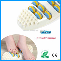 2016 New Products personal Oval Foot Massager with 10 ratation roller