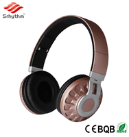 Fashional Colourful OEM Wireless Headphone With Mic Cordless Headphone For Promotioan