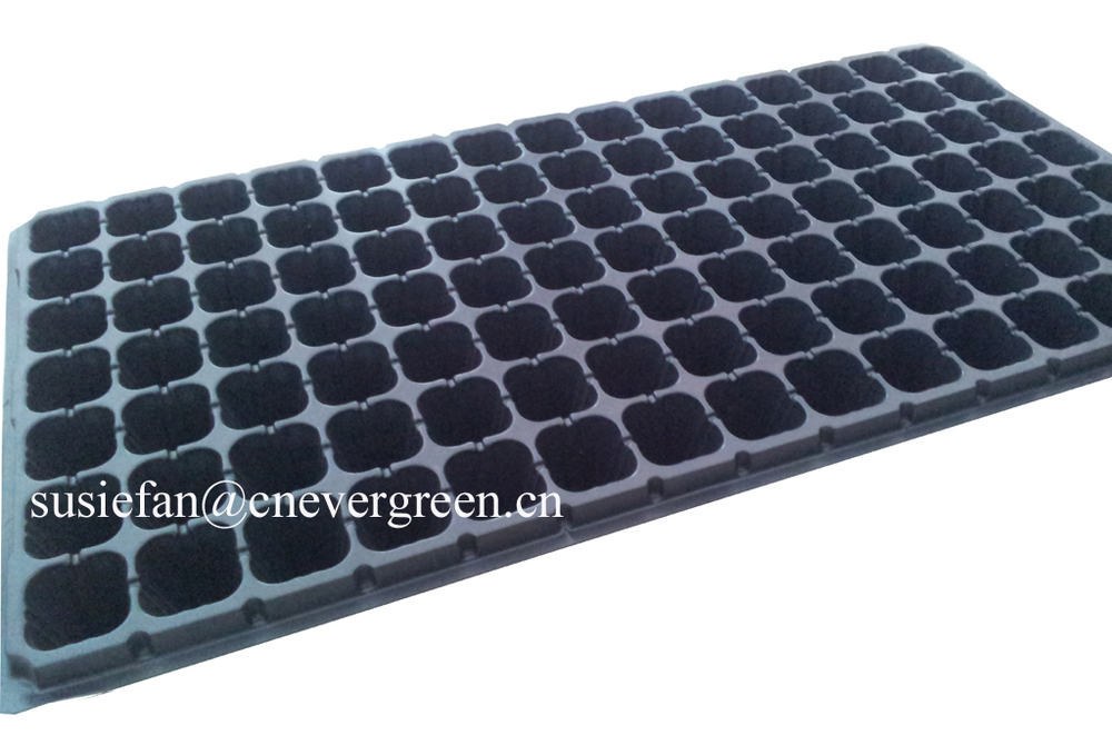 288cell plastic seeding tray
