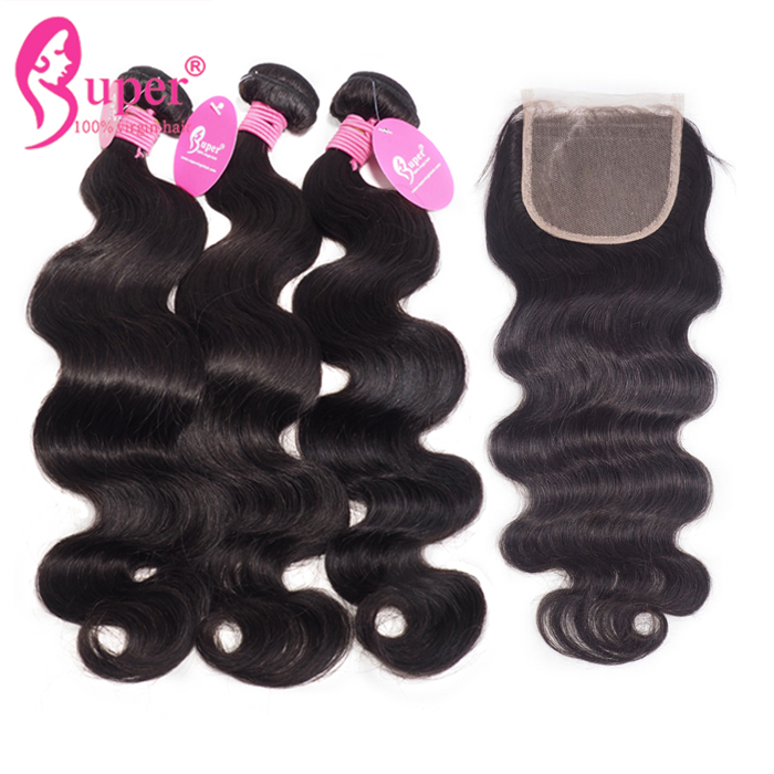 Peruvian Body Wave Bundle Deal In Large Stock US 2-3 Days Fast Shipping Weaves Unprocess 100% Human Virgin Extension No Chemical