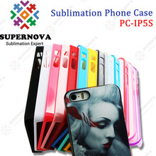 Sublimation Cover case for iPhone 5s