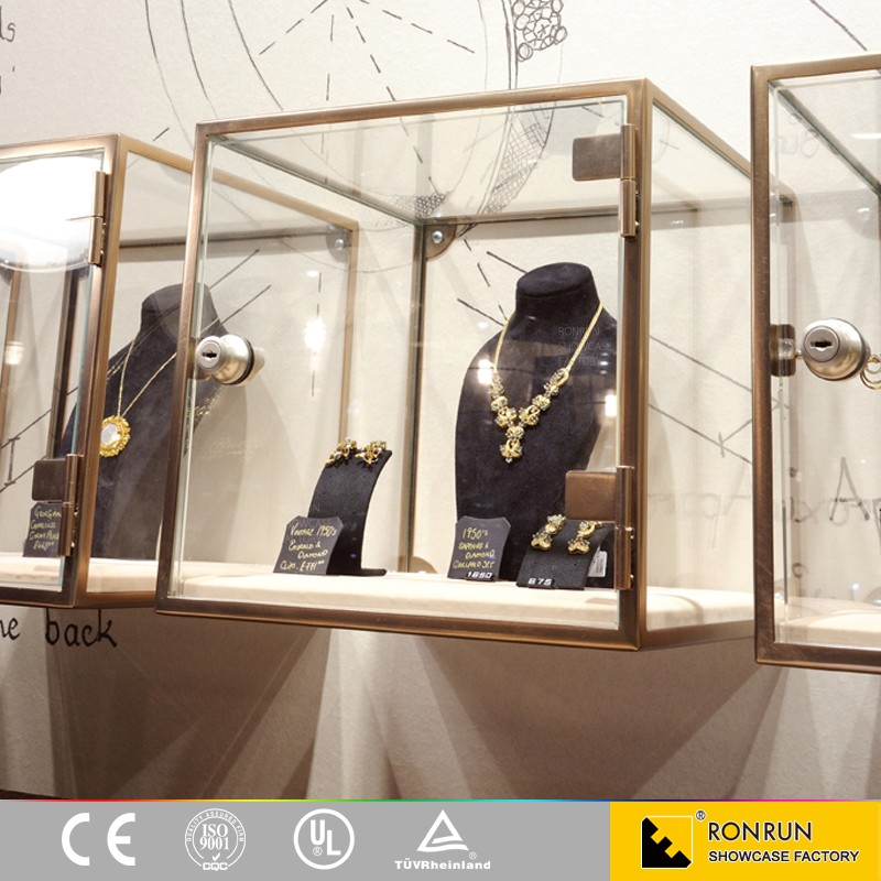 Unique Design Jewellery Display Shop Counter Decoration Design Images