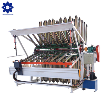 Superior quality hydraulic composer woodworking with CE Certificate