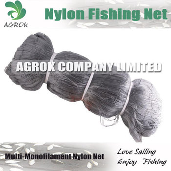 Strong Nylon Multi-Monofilament Fishing Net Fishnet