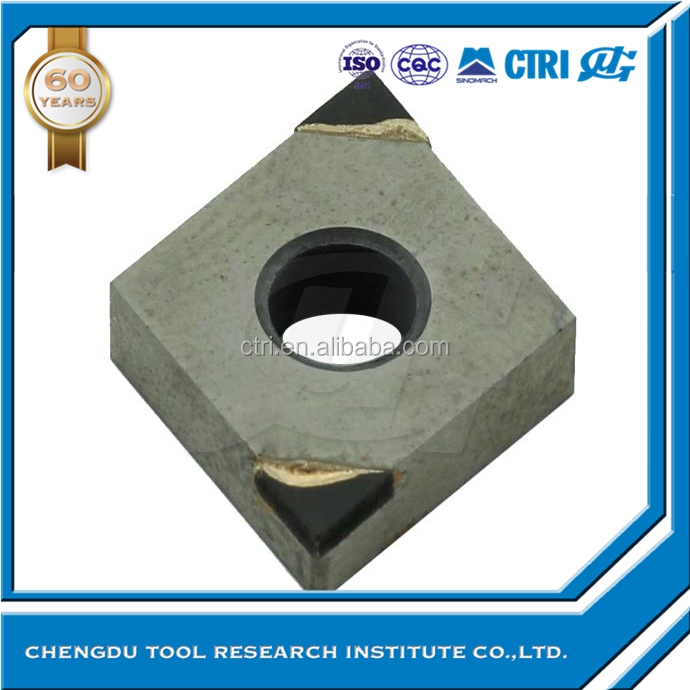 PCBN brazed Cutting tool turning tool solidering tool