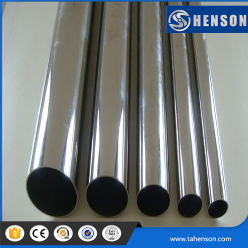 Stainless steel pipe for decoration in aisi 201 202 for sale
