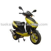 50cc/125cc/150cc 4-Stroke Air-cooled B08 EEC gas Scooter (TKM50E-8)