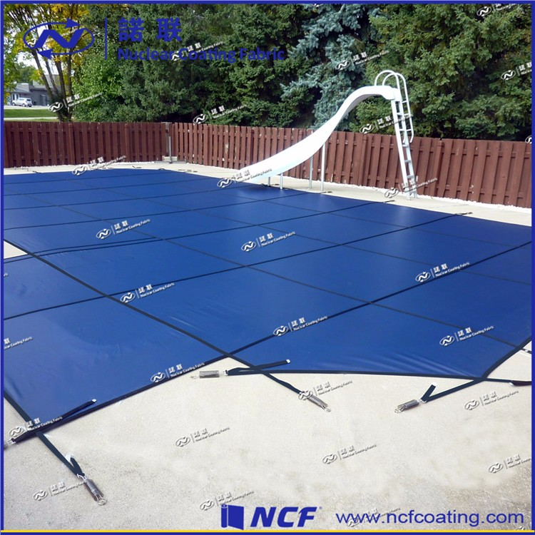 Solar polycarbonate waterproof swimming pool cover