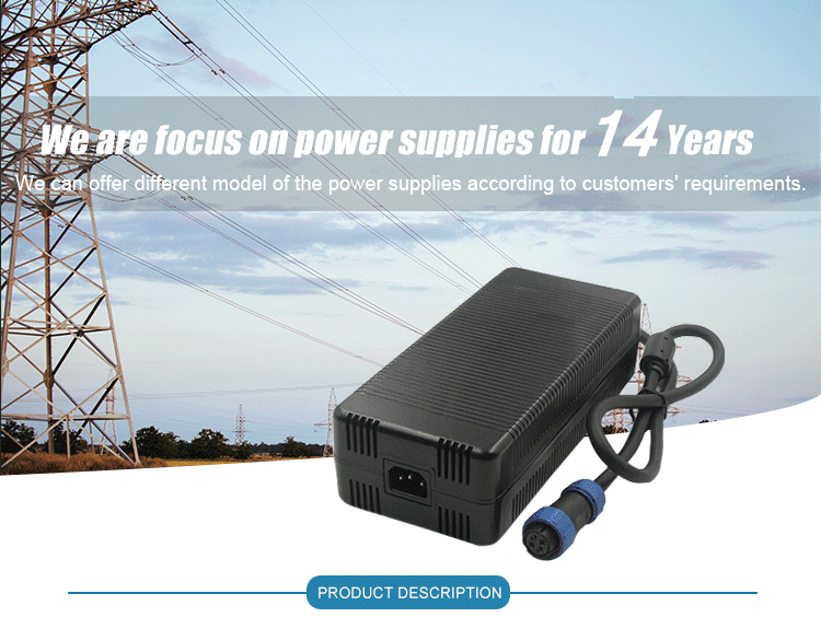 Constant voltage single output 450w 30v ac dc switching power supply for motor