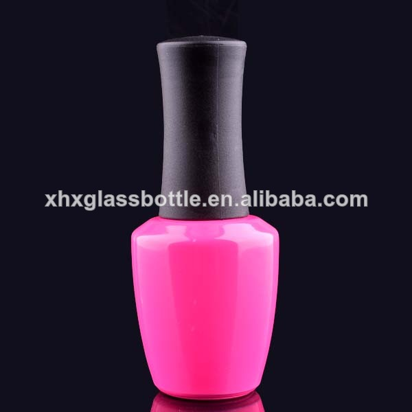 15Ml Custom Made Empty Uv Nail Polish Bottles Wholesales