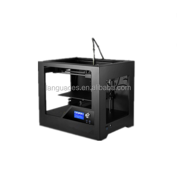 Newest large bulid size 3d metal printer for sale