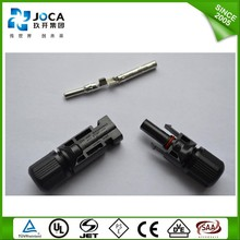 MC4 solar connector terminal crimping instrument for pressing cable to MC4 in solar energy system