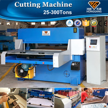 high speed hydraulic automatic die cutter machine