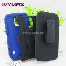 IVYMAX mobile phone accessory for Samsung galaxy S5 active back cover case