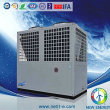 Multifunctional innovative family use heat pump commercial central air conditioning unit