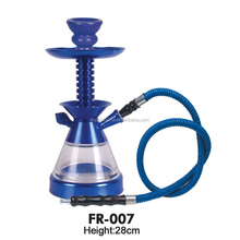 TOP Selling China Hookah Manufacture Small aluminum electronic hookah Gremany Popular Shishia Hookah