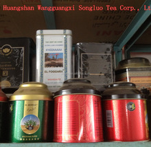 tin packed green tea chunmee companies tea manufacturer with best shipping service huangshan wangguangxi songluo tea corp.ltd