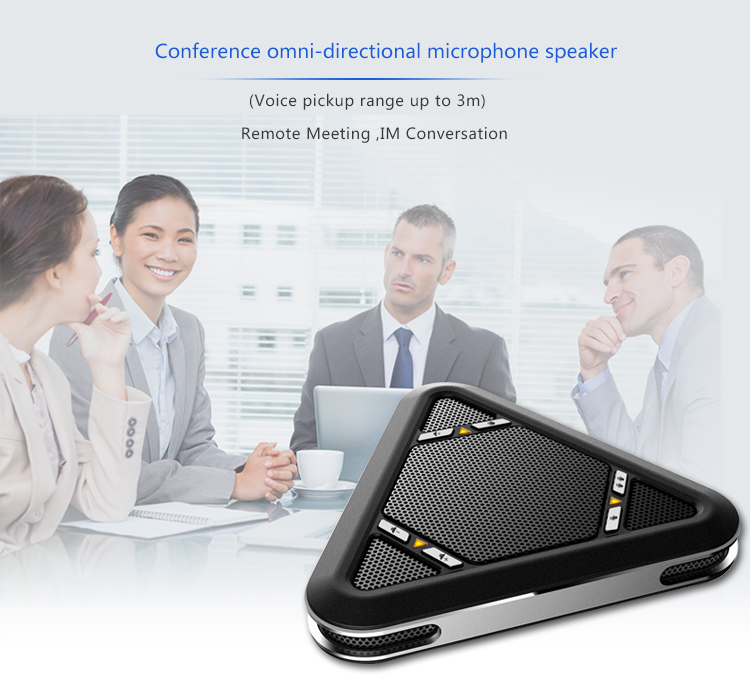 TEVO-A500 best home office speakerphone conference usb speakerphone for conference calls