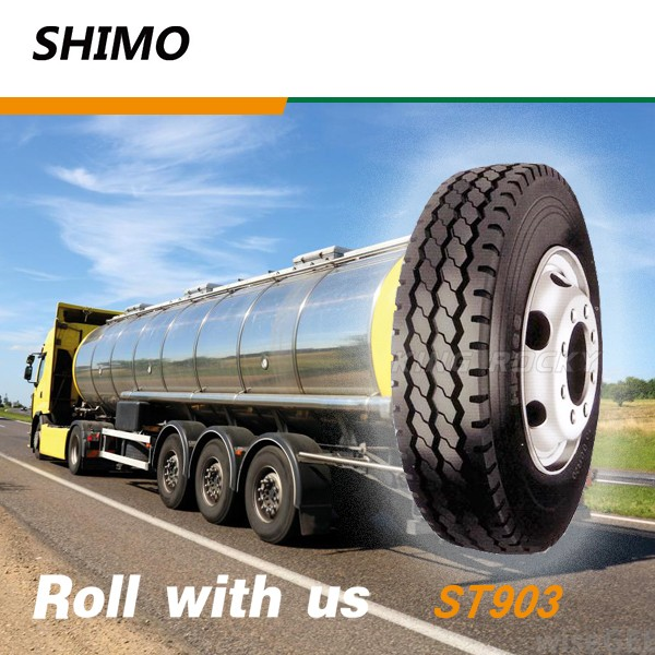 Excellent quality heavy duty 18 wheeler truck tires 1000r20