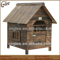 High quality dog wooden house pet house