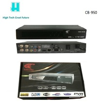 Digital Satellite Receiver Cobra Box-950 CB-950 twin tuner iks receiver support wifi,wlan for Middle East