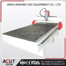Vacuum table 1.5kw spindle DSP controlling smart wood cnc router 1224