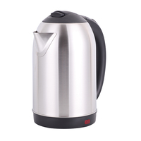 Lianjiang Small Home Appliance 1500w Stainless