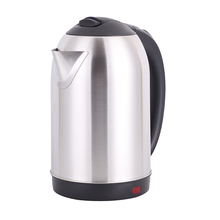 Lianjiang small home appliance 1500w stainless steel electric cat tea kettle