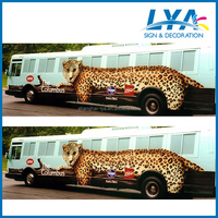 China self adhesive vinyl manufacturers/signage material for South Africa country/vinyl sticker