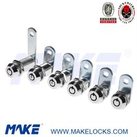 MK100 Series Tubular Cam Lock Locker Lock