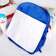 kids sling bag school backpack bags sublimation school bags