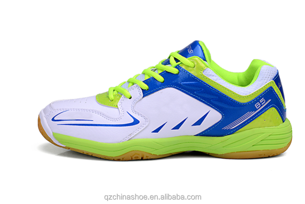 Professional badminton running sport shoes for men with factory direct price